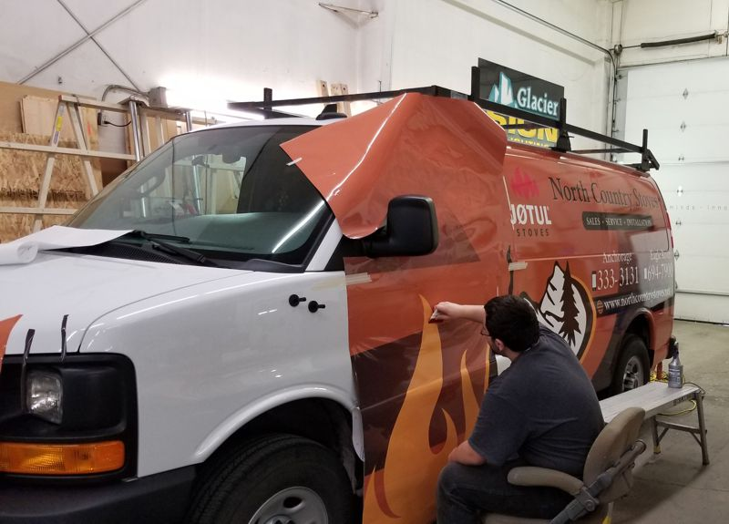 Applying Vehicle Graphics