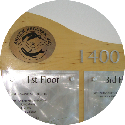 Directories & Suite Signs