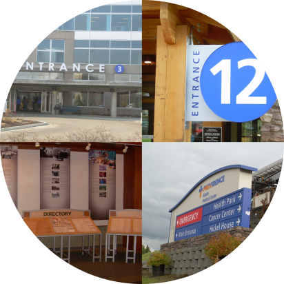 Complete Sign Systems